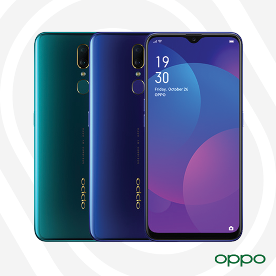 Picture of OPPO F11 6GB + 128GB Full Set (Pre Owned)