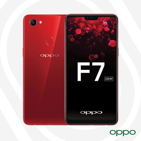 Picture of OPPO F7 6GB + 128GB Full Set (Pre Owned)